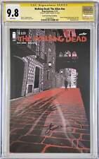 Walking Dead The Alien #nn Robert Kirkman Signature SS CGC 9.8