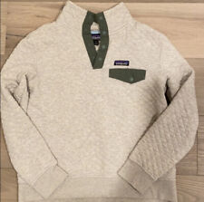 Medium Patagonia Women's Organic Cotton Quilt Snap-T Pullover