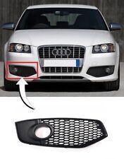 Nuovo Originale Audi S3 8P 06-08 Destro Luce Fendinebbia Paraurti Anteriore