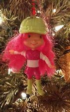 strawberry shortcake- Custom Christmas Tree Ornament