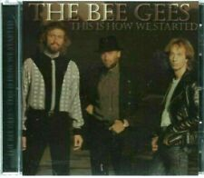 BEE GEES - This Is How We Started - CD SHIPS FAST/FREE #38