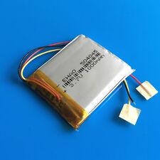 3.7V Li Po 1000mAh Battery Cells for MP4 MP5 Speaker PSP Selfie Stick GPS 504045
