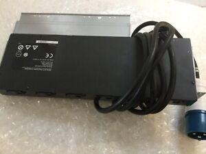 HP PDU Control Unit n Series EO4502 P/N 228481-003 4-Port Modular PDU