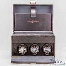 Ulysse Nardin Platinum Trilogy Men's Astrological Watches Limited Edition 26/100