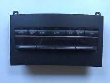 MERCEDES BENZ HEATER CONTROL PANEL A2129007404