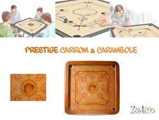 Carrom Veda, Carambole, billard indien qualité PRESTIGE, indian billiard 70 cm