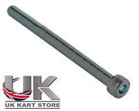 Boulon de pare-chocs M8 x 120mm TETE UK KART Store