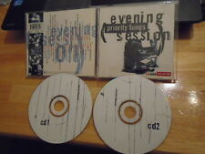 RARE OOP Evening Sessions 2x CD Ash Placebo RADIOHEAD Prodigy BLUR exclusive BBC