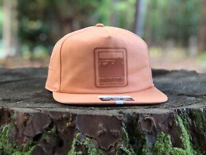 "Patagonia Funfarer Hat  ""Alpine Icon"" Peach"