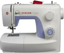 Singer Single 3232 - Sewing Machine Mechanical,32 Stitch,120 V,White Colour