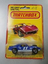 1972 Amc Javelin AMX cam cracker matchbox car super fast