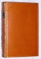 1913~POEMS OF ADAM LINDSAY GORDON~JOCKEY-POET~AUSTRALIA~RIVIERE LEATHER BINDING.