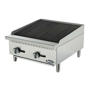 Atosa CookRite ATRC-24, 24-Inch Heavy Duty Radiant Broiler