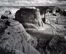 "Ansel Adams, ""Canyon de Chelly, 1941"", digital, 17""h x 22""w image"