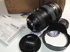Objektiv Nikon AF-S Nikkor 16-35mm f/4.0 G ED VR - 12 Monate Gewährleistung