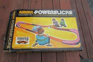 1970 Aurora Powerslicks Slot Car Hillclimber Race Set #2101 PARTS/REPAIR