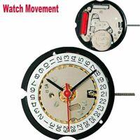Für Schweizer Ronda 585 3-Pin Uhrwerke Quarzwerk Datum bei 3'/6' Uhr Zubehör Neu