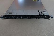 HP DL360e G8, 2 x E5-2450L 8Core, 16 GB, P822 / 2GB (!!) / BBU, ohne Festplatten