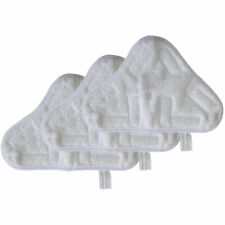 3 Pack Microfiber Replacement Pads Compatible with H2O H20 X5 Steam Mop