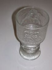 Lord of the Rings Strider Glass Goblet Fellowship of the Ring 2001 Burger King
