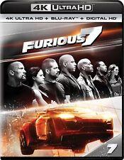 Furious 7 (Blu-RayDVD, Includes Digital Copy 4K Ultra HD )