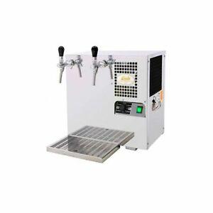 Zapfanlage, Durchlaufkühler, Nasskühler - OTWK - AS-45, 2-leitig, Green Line