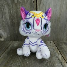 "Fisher Price Nickelodeon Nahal Doll Stuffed Animal Plush Cat Shimmer & Shine 7"""
