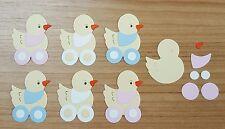 Luxury Carino Baby Duck muoiono tagli x 6