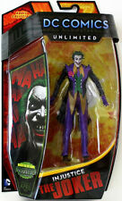 DC Comics Unlimited Collection__Injustice THE JOKER 6 inch action figure_New_MIP