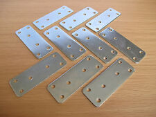 Pack of 10 x Kitchen Door to door and Drawer Jointing connecting joining plate