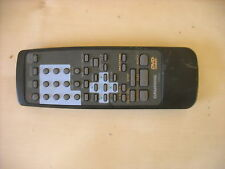GENUINE ORIGINAL GRUNDIG 07660BU060 DVD REMOTE CONTROL
