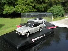 1/43 HONDA S800 Cabriolet 1967 grise métalisée !!!!!