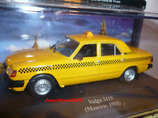 VOLGA 3110 - TAXI MOSCOW RUSSIE 1998  -  au 1/43 °