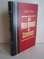 The Red Badge of Courage by Stephen Crane a Reader's Digest Edition
