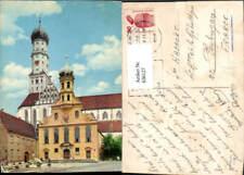 636127,Augsburg St Ulrich Kirche