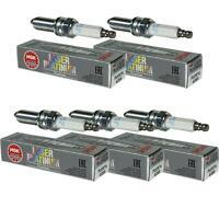 5X NGK Laser Platinum Premium Zündkerze 4288 Typ PLKR7A Zünd Kerze