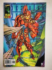 Iron Man #1 vol.2 - (9.4/9.6) (1996) Cents - Unread -  Marvel Comics
