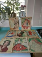 More details for la petit echo de la mode, 8 weekly editions 1948 and 1953- french