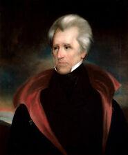 "Andrew Jackson Official White House Portrait 14 x 11"" Photo Print"