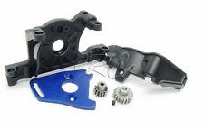 RUSTLER 4x4 MOTOR MOUNT cover PINION GEARS 11t 17t Slash Traxxas VXL 67076-4