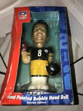 Limited Edition Bobble Dobbles TOMMY MADDOX Pittsburgh Steelers Bobble Head  Box