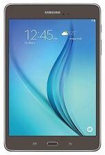 Samsung Galaxy Tab A 8' Tablet 16GB, Smoky Titanium Refurbished