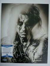 Alice Cooper Very Cool Signed Autographed 11x14 Photo Beckett Certified F2