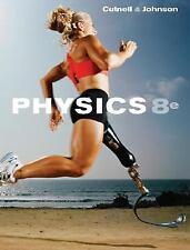 Physics, John D. Cutnell, Kenneth W. Johnson, Acceptable Book