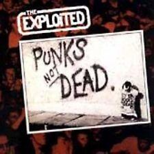 Exploited - Punks Not Dead (Deluxe Digipak) [CD]