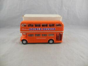 Corgi 469 AEC Routemaster Bus Cadbury's Double Decker 1:64 Scale Promotional Ite