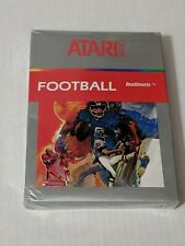 ATARI 2600 FOOTBALL RealSports - NEW FACTORY SEALED - NTSC Version  {R10