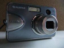Fujifilm FinePix A Series A360 4.1MP Digital Camera - Silver/blue.