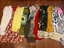Bundle Of Ladies Clothes Size 12 Inc Topshop River Island TK Max Wallis Red Herr