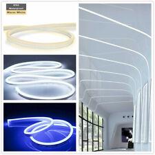 12V Flexible LED Strip Waterproof Sign Neon Lights Silicone Tube Light 1M 2M 5M